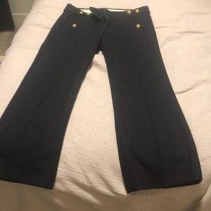 Jcrew sailor crop pant
